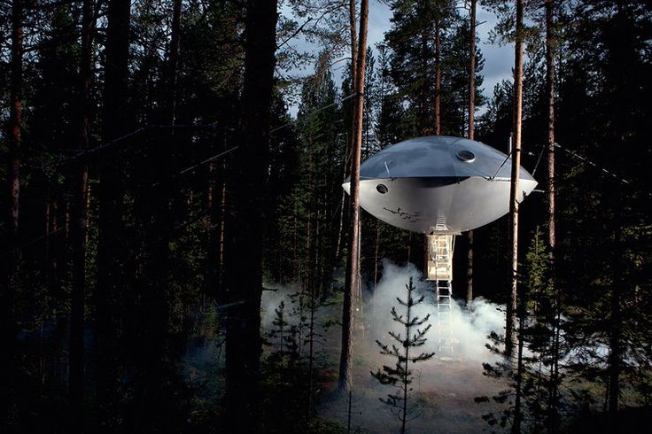 3 | 18 Of The World's Most Amazing Tree Houses | Co.Design: business + innovation + design