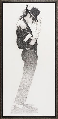 Charcoa Art of Michael Jackson by FujiiWho on DeviantArt