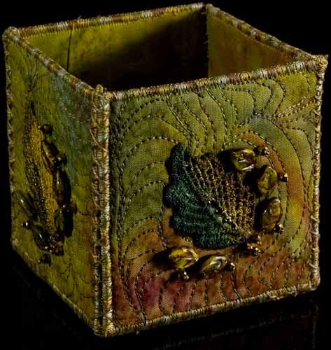 Earth Day Box by Larkin Jean Van Horn