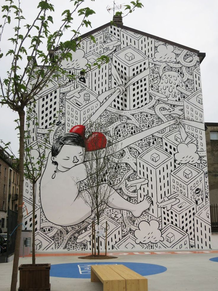 Street-Art-by-Millo-in-Milano-Italy-1