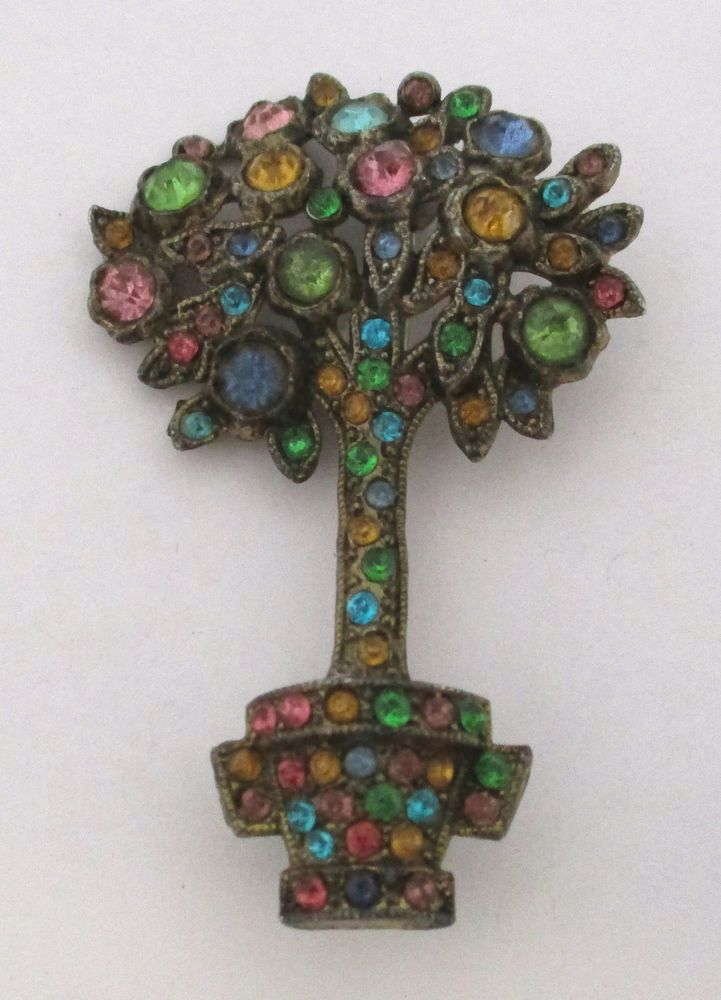 Miniature Decorative Lemon Christmas Trees