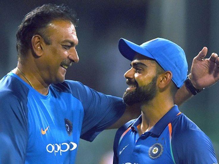 Virat Kohli: Virat Kohli is Team India boss Im there to help out: Ravi Shastri | Cricket News - Feedlinks.net