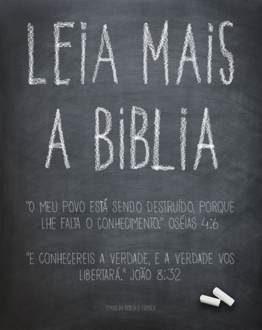 Temas da Bíblia