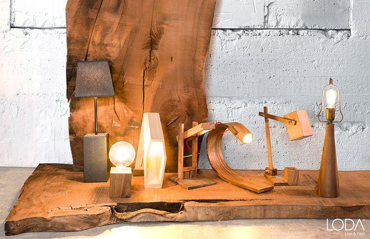 Masa lambası, duvar aplikleri, abajur modelleri… Dekorasyonunuzu tamamlayacak aydıtlatmalar Loda Mobilya'da!