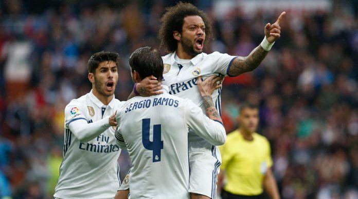 Ver Real Madrid vs Atlético Madrid en vivo y en directo 18 noviembre 2017 - Ver partido Real Madrid vs Atlético Madrid en vivo 18 de noviembre del 2017 por la LaLiga Santander. Resultados horarios canales de tv que transmiten.
