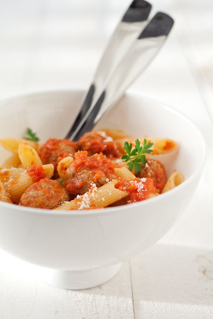 Pasta with meatballs - paolo nobile • food photography + video - Editorial assignment for #GIOIA - © Paolo Nobile