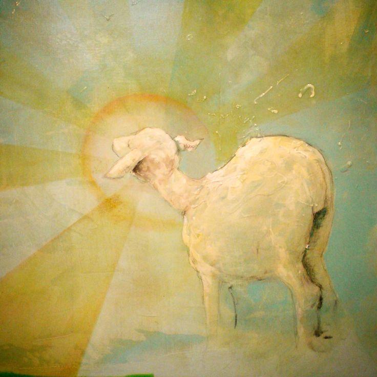 Veronica Normann Jensen. The Lamb