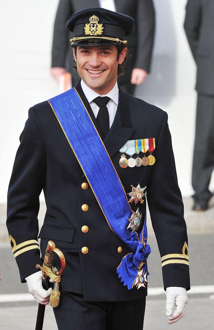 Die heißesten Fotos von Prinz Carl Philip von Schweden