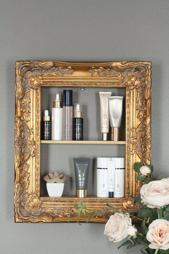 Perfume Storage Shelf Beauty Product