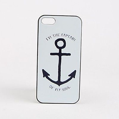 Iphone 5 cover Ancre