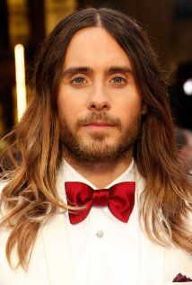 """Jared Leto is an American actor, singer-songwriter, musician, director, producer, activist, philanthropist and businessman. Looking sharp, Leto. And the ombre is a nice touch.  Yeah, we said """"ombre."""""""