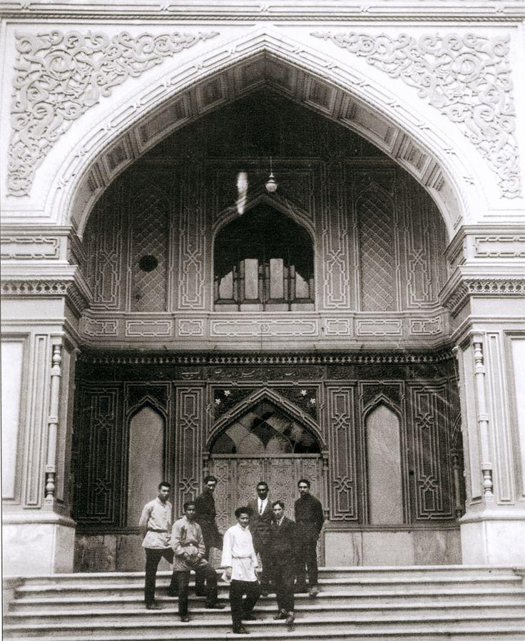 Baha'i dati storici: Primo Baha'i Temple