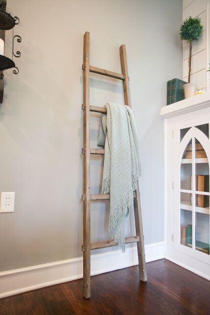 Wooden Display Ladder – The Magnolia Market                                                                                                                                                                                 More