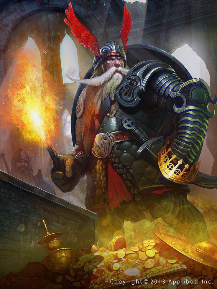 Dwarf King-Of-Souls re...