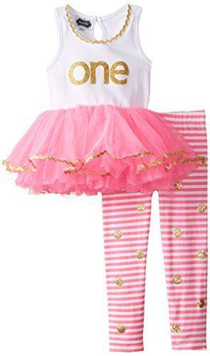 Mud Pie Baby Girls' I'm 1 Tunic and Legging Set, http://www.amazon.com/dp/B00SWWKKMQ/ref=cm_sw_r_pi_awdm_xWVLvb1VE2ZFE