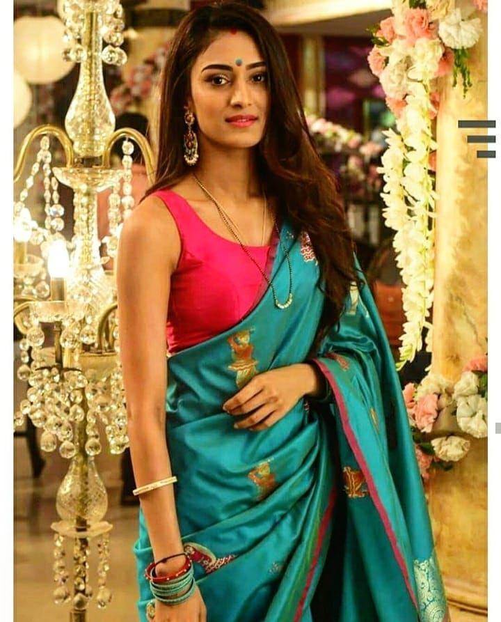 Pin on TV Actress Model Anjujadhav 3 July 1993 Indian