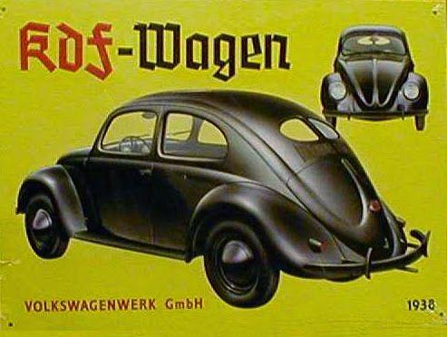 kdf wagen vw  ads pinterest vw volkswagen  beetles