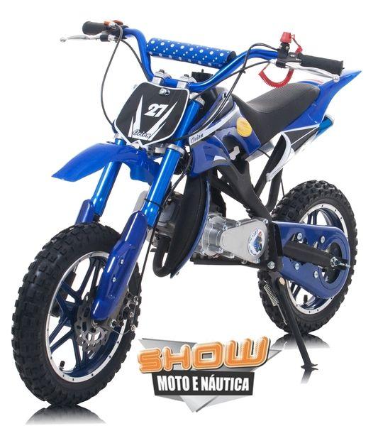 Mini Moto Cross Super 50cc 2T