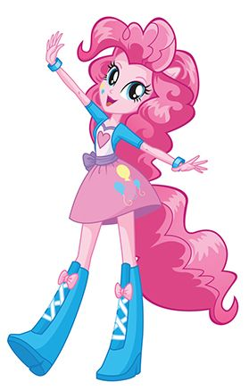 Pinkie Pie / My Little Pony Equestria Girls #MLPEG