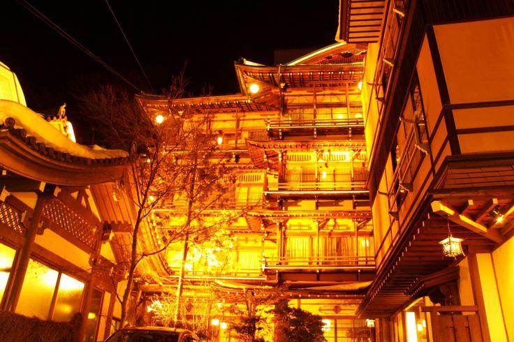 渋温泉・金具屋(長野県)