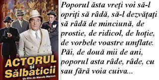 """Toma Caragiu îşi dovedeşte nemurirea transminţându-ne un mesaj înfiorător, de dincolo de moarte, în """"pielea"""" lui Constantin Tănase..."""