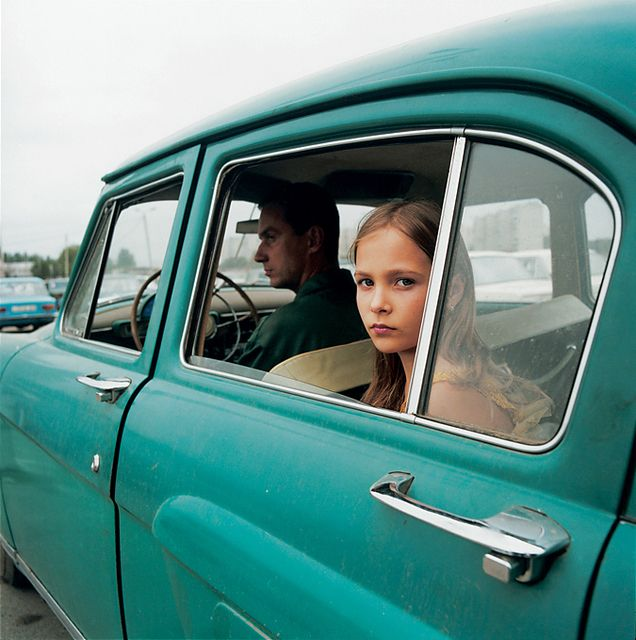 Michal Chelbin, 'Alicia, Ukraine,' 2005, Andrea Meislin Gallery