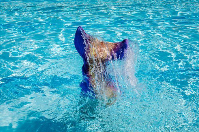 Splash (Merman Blix - photo: Guido Mencari)