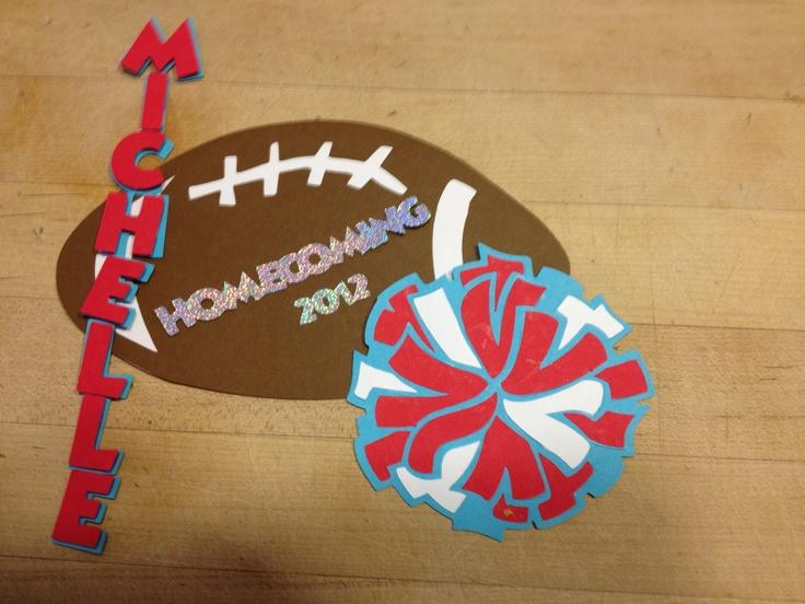 Best 25 Cheer Locker Decorations Ideas On Pinterest Football Team Spirit