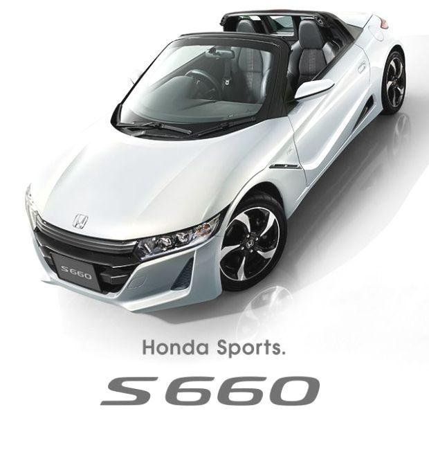 Kazy Hondas660 Kazy Honda Kei Car Honda Cars