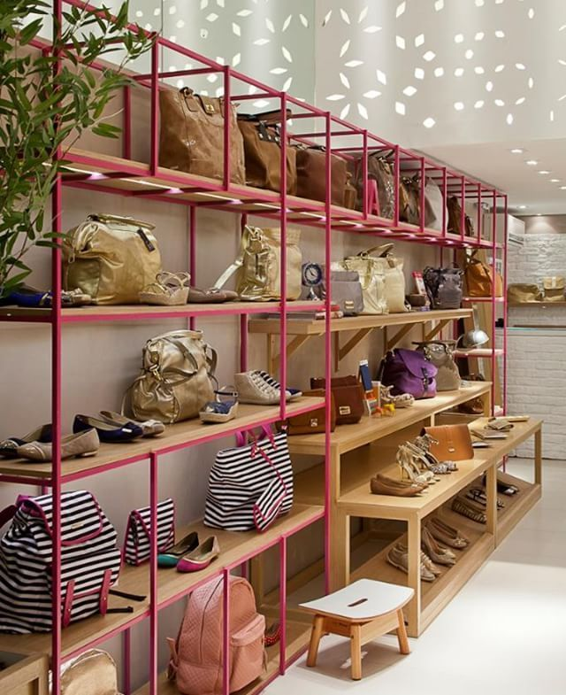 7 Best Store Design Ideas Very Unique In 2020 Shoe Store Design