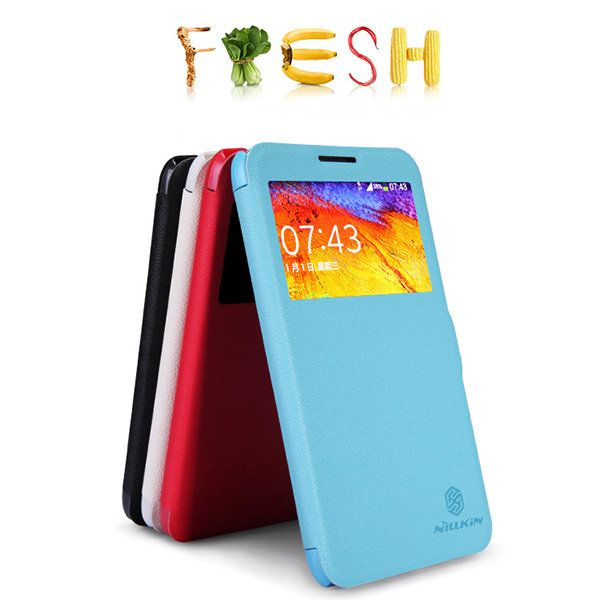 NILLKIN Fresh Series Flip Leather Case For Samsung Note 3 Neo N7505…