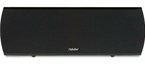 Definitive Technology ProCenter 1000 Review 4.5 inch bass midrange speakers with optional mount