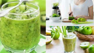 To pravé zelené: Vyčistite sa so smoothie za 7 dní. Takto to má vyzerať!