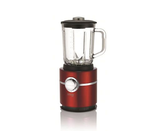 Red Accents Table Blender