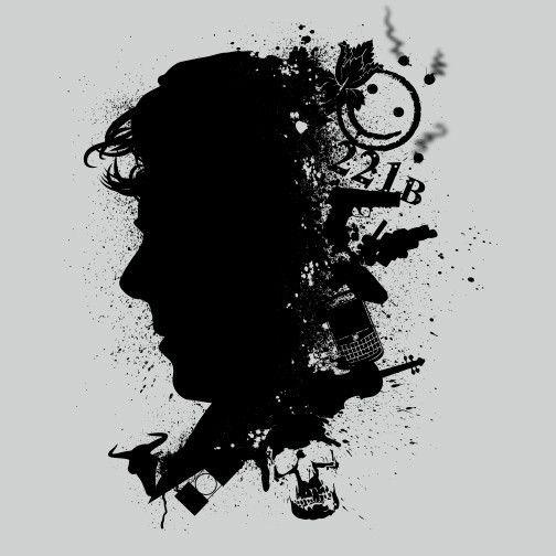 1.4 Sherlock Silhouette                                                                                                                                                                                 More