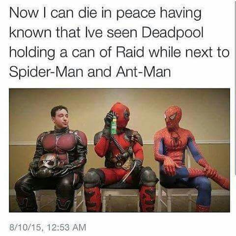 Deadpool is the best