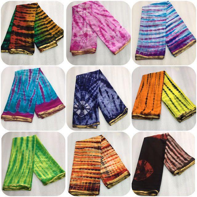 Nazneen chiffon sibori saree without blouse | Buy Online Sarees | Elegant Fashion Wear