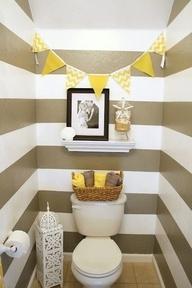 happy guest restroom