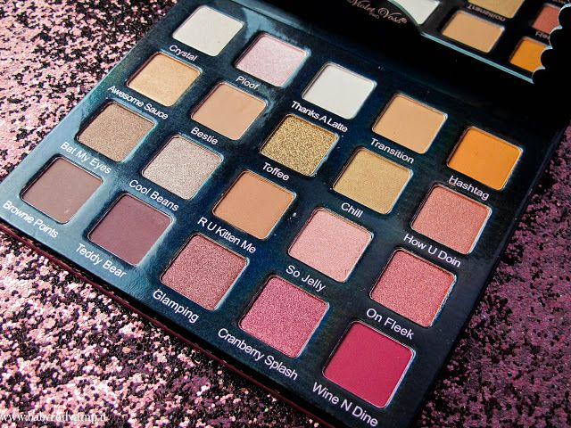 Babyredvamp Makeup: Violet Voss, Holy Grail Eyeshadow Palette - Review...