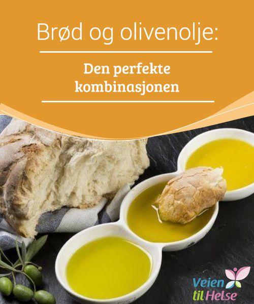 Brød og olivenolje: Den perfekte kombinasjonen  Visste du at det å #starte dagen med et #stykke brød og #olivenolje kan gi kroppen din #massevis av næringsstoffer og til og med bekjempe forstoppelse? Sjekk ut fordelene med denne supermaten til frokost og lær noen gode oppskrifter å prøve hjemme!