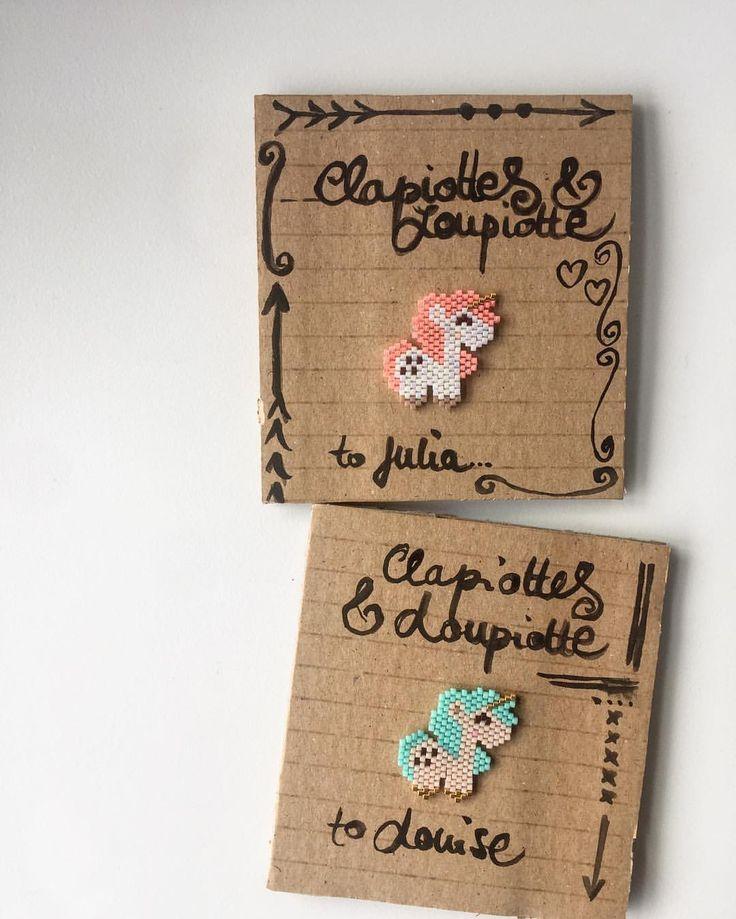 Check the way to make a special photo charms, and add it into your Pandora bracelets. Unicornio chaquira peyote stitch