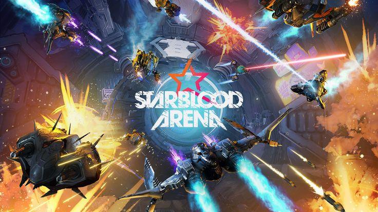 #PlayStationVR #PSVR #Sony PlayStation VR : Starblood Arena offert en janvier sur PSVR ! https://www.vrplayer.fr/playstation-vr-starblood-arena-psvr/