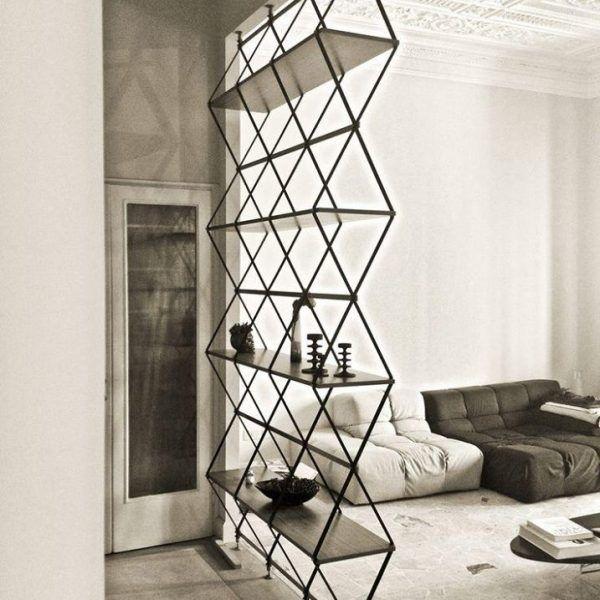 Lindas ideas para separar espacios en tu casa