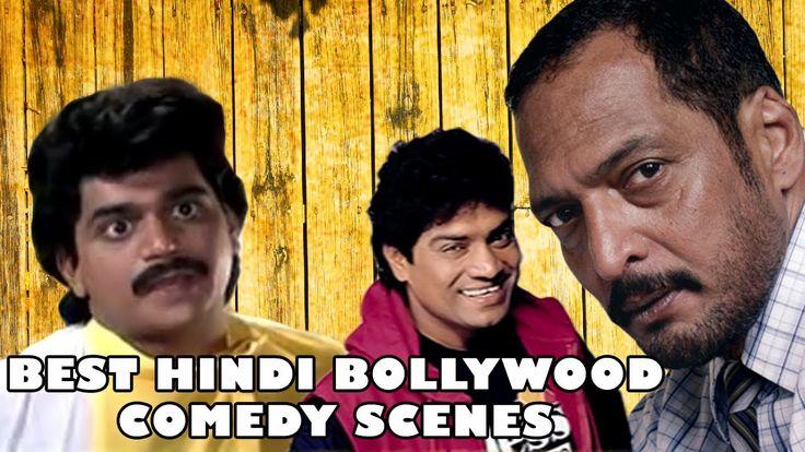 Best HIndi Bollywood Comedy By Nana Patekar | Johnny Lever | Laxmikant B...