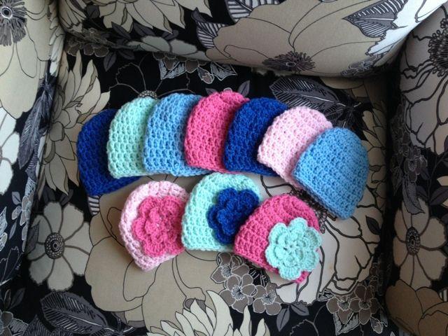 Tales From Trish: 10 Lil Hats