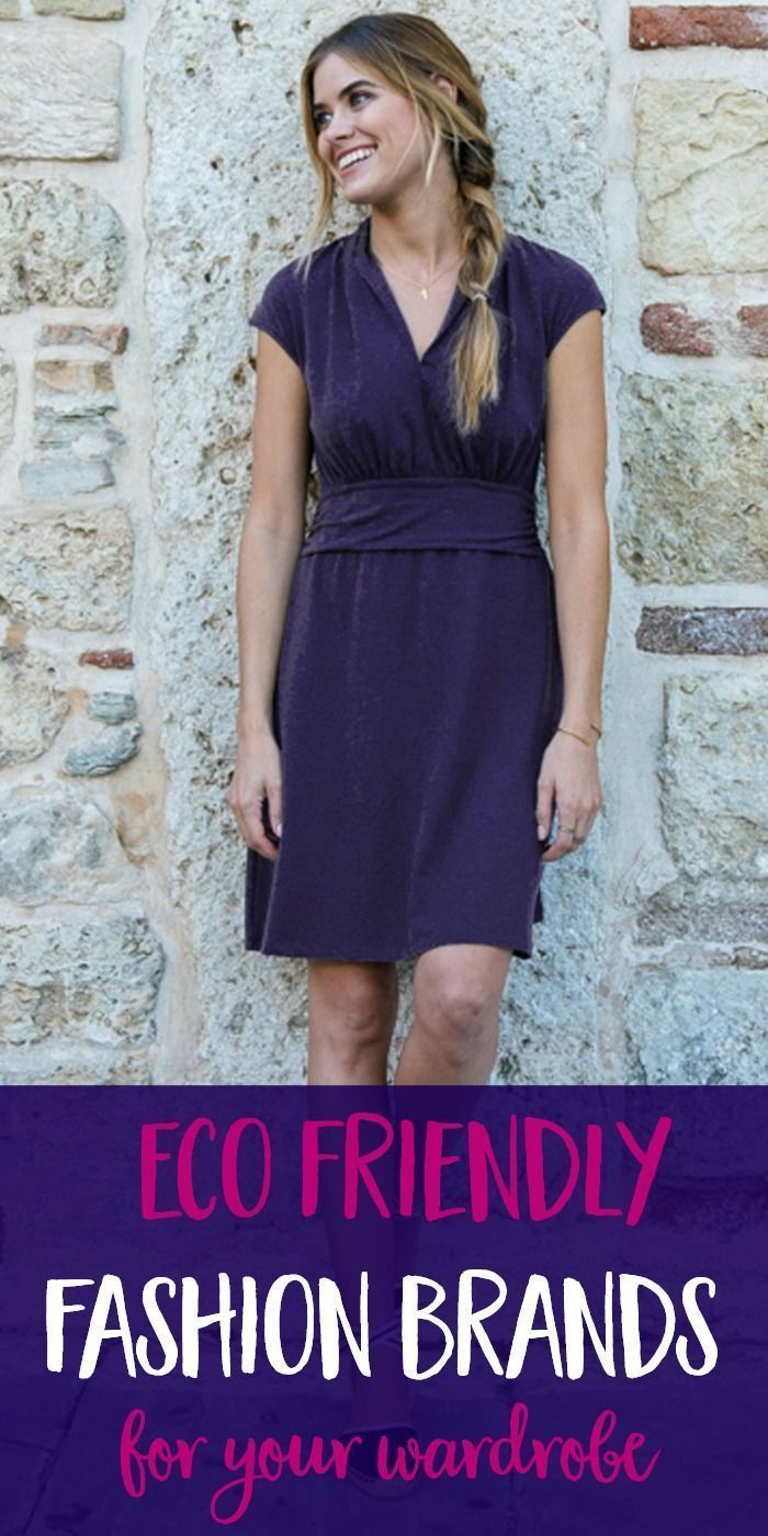Your guide to eco friendly fashion brands: High quality, fashion-forward, affordable clothing made with eco-friendly fabrics and sustainable practices.| eco style | organic cotton | bamboo fabric | wardrobe tips | #ecofashion #fashion #organic #ecofriendly