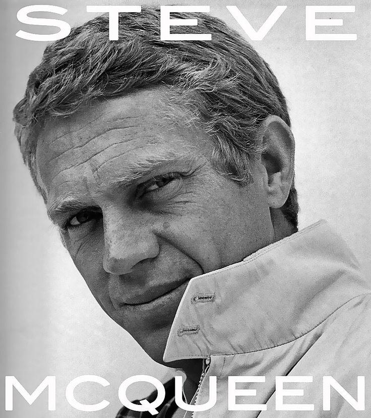 STEVE MCQUEEN, L'INDOMPTABLE, PORTRAIT ET PHOTOS D'UN HOMME TEDNANCE