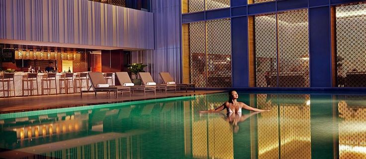 ★★★★★ Mandarin Orchard Singapore Hotel #Pool #Singapore
