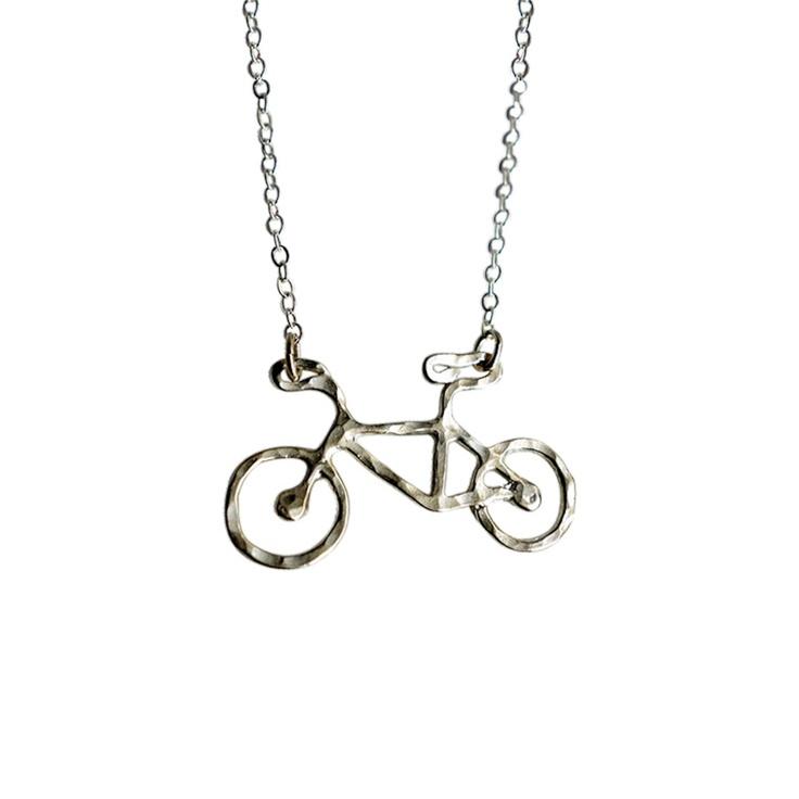 Bike Necklace