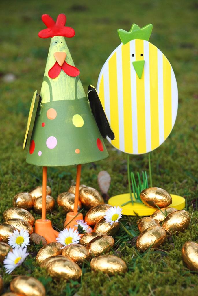 Interesting description on where the Easter symbols originated